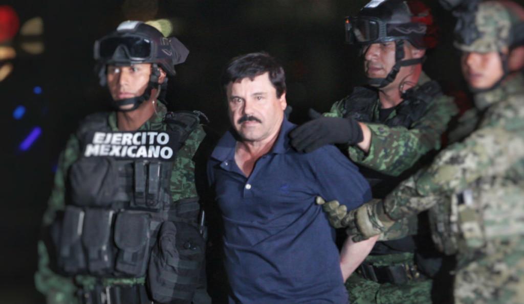 Ya fue extraditado El Chapo Guzmán a Estados Unidos
