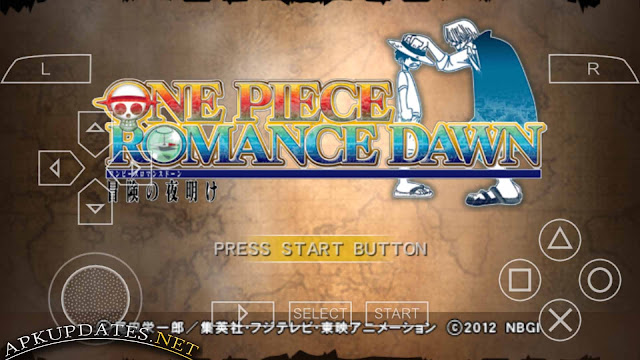 One Piece Romance Dawn CSO High Compress