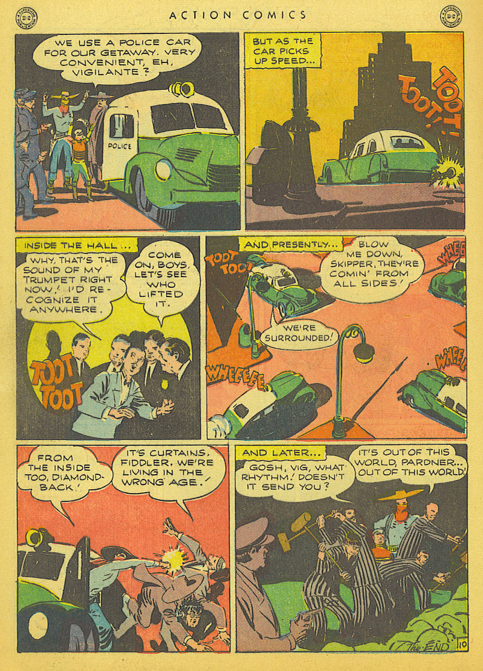 Read online Action Comics (1938) comic -  Issue #91 - 40