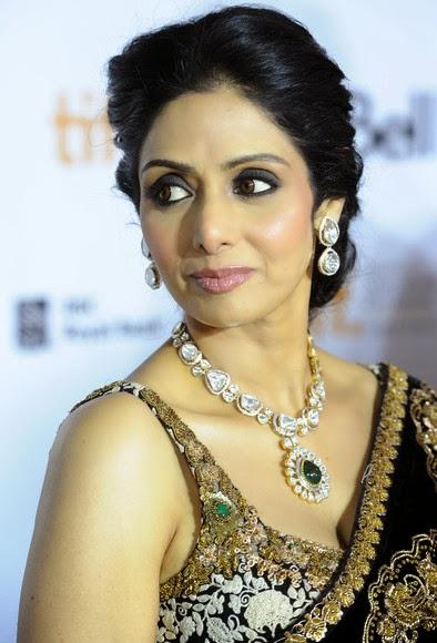 Sridevi Kapoor Amrapali Polki Set Jewellery Designs