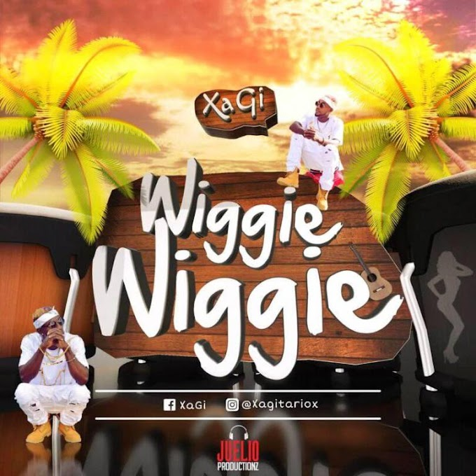 DOWNLOAD MP3: Xagi – Wiggie