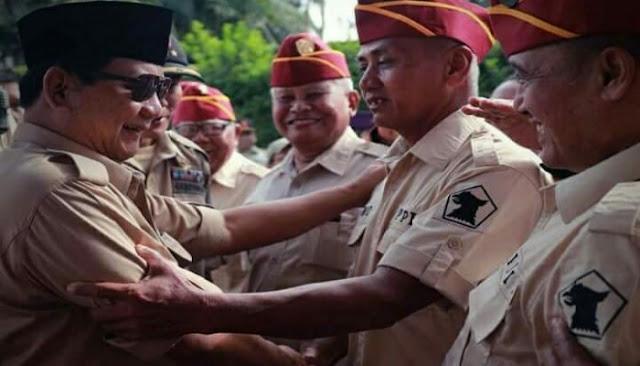Hari Ini, Prabowo Bertemu 300 Jenderal dan Para Intelektual