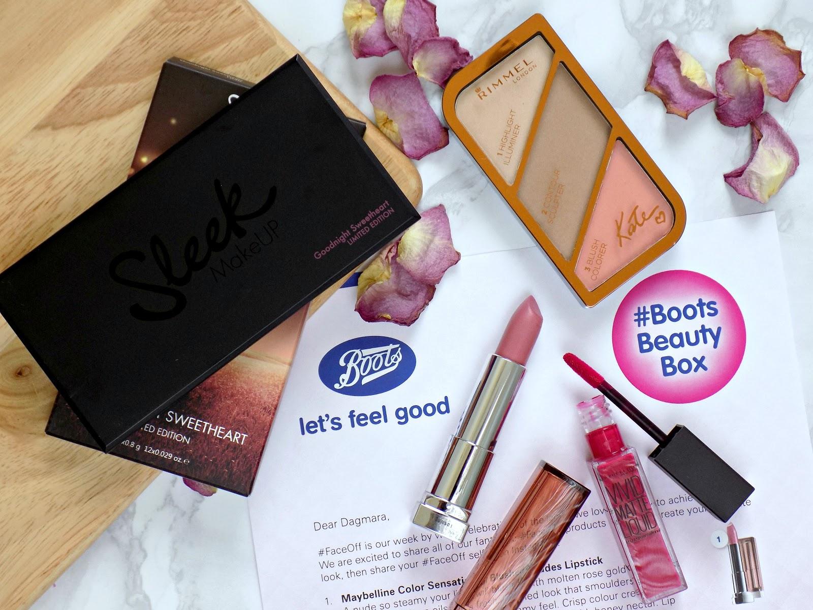 Boots makeup #BootsBeautyBox