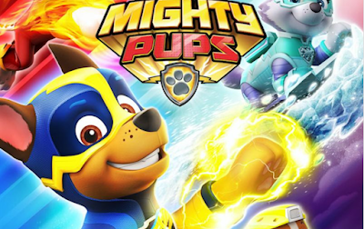 Nickalive Nickelodeon To Release Paw Patrol Mighty