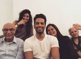 Upen Patel Family Wife Son Daughter Father Mother Age Height Biography Profile Wedding Photos