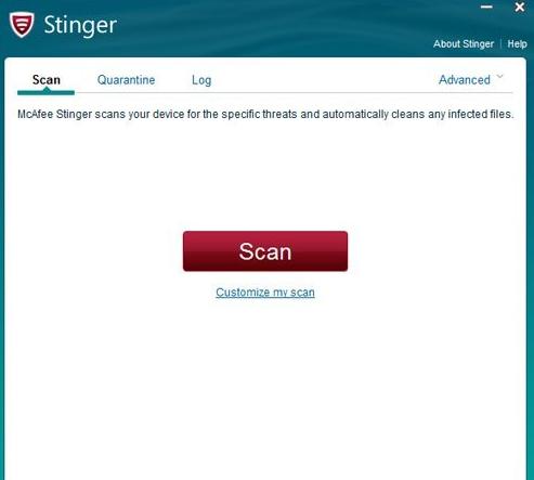تحميل برنامج الحماية من الفيروسات مكافي ستينغر MACAFee Stringer  برابط مباشر للكمبيوتر مجاناً