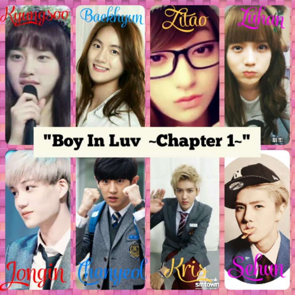 All About Fanfiction EXO Couple November 2015