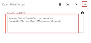 dynamic-script-aem-component