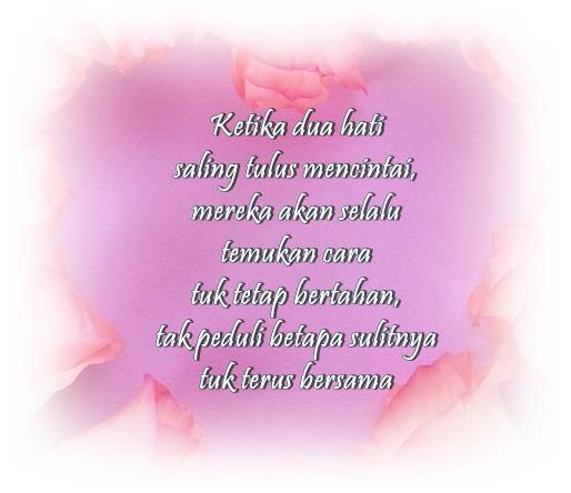 kata2 bijak cinta romantis