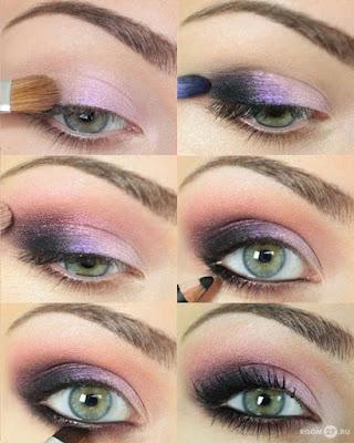 Maquillaje de OJOS para NAVIDAD y AÑO NUEVO