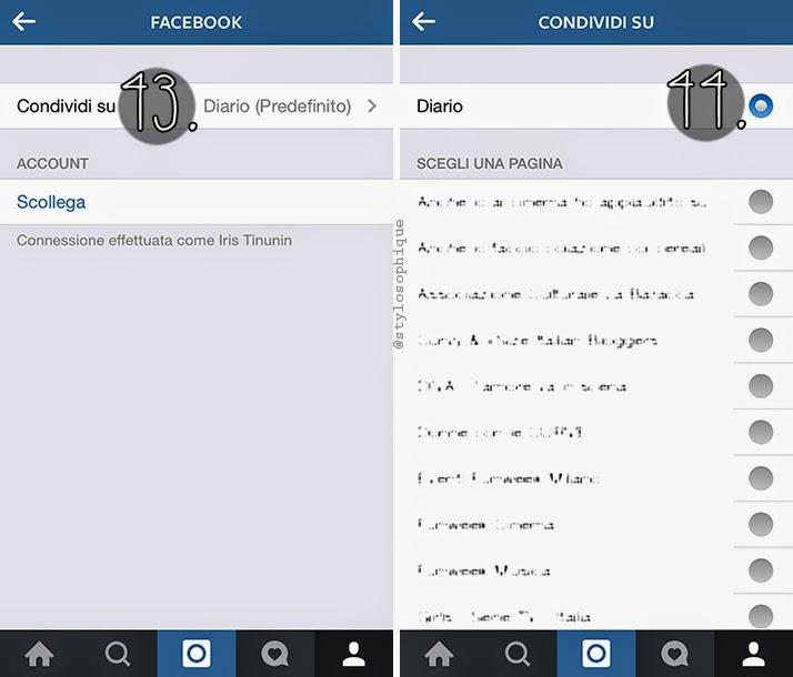 Come usare BENE Instagram (v6.4.3) - Stylosophique - il