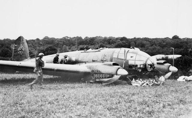 12 July 1940 worldwartwo.filminspector.com Heinkel He 111