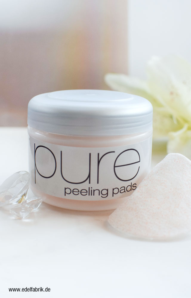 Pure Peeling Pads mit Aloe Vera, Review