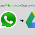 Backup WhatsApp Chat to Google Drive Step by Step | Best Solution 2019