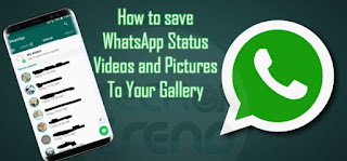 How to save WhatsApp Statuses