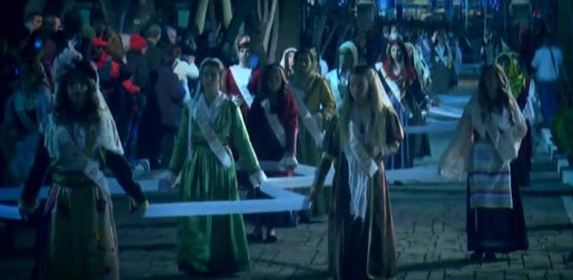 Ζωντανά στο ΙΟΝΙΑΝ οι Εορτές Εξόδου Μεσολογγίου (βίντεο)