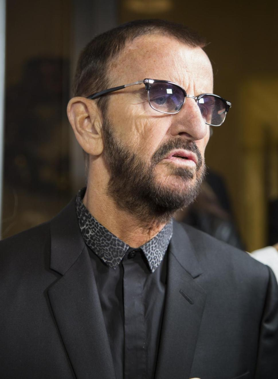 Welcome to Linda Ikeji's Blog: The Beatle's Ringo Starr ...
