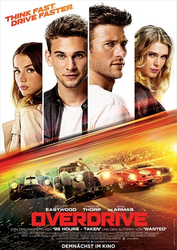 Overdrive 2017 English 480p WEB-DL 300MB ESubs