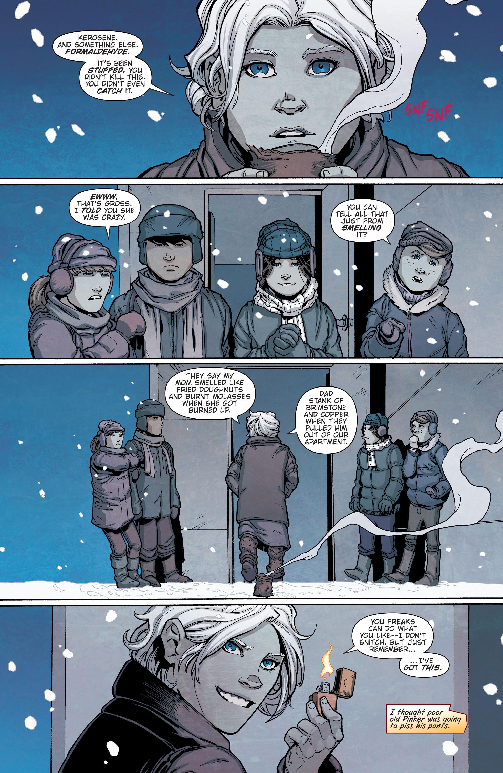 Read online Slash & Burn comic -  Issue #2 - 19