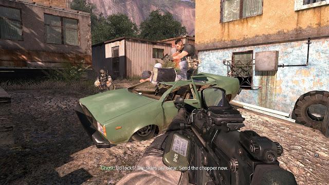Call Of Duty Modern Warfare 2 - Xbox 360 - Captura 4