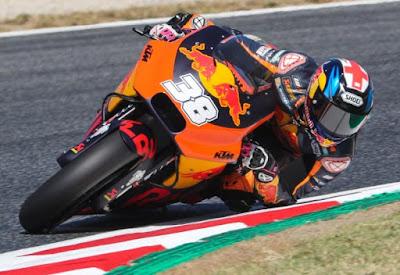 Smith: Jangan Sampai MotoGP Balapan Lagi di Catalunya