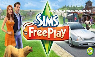 Game Android Terbaik The Sims FreePlay