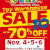 TOY KINGDOM | Toy Warehouse Sale Year 10
