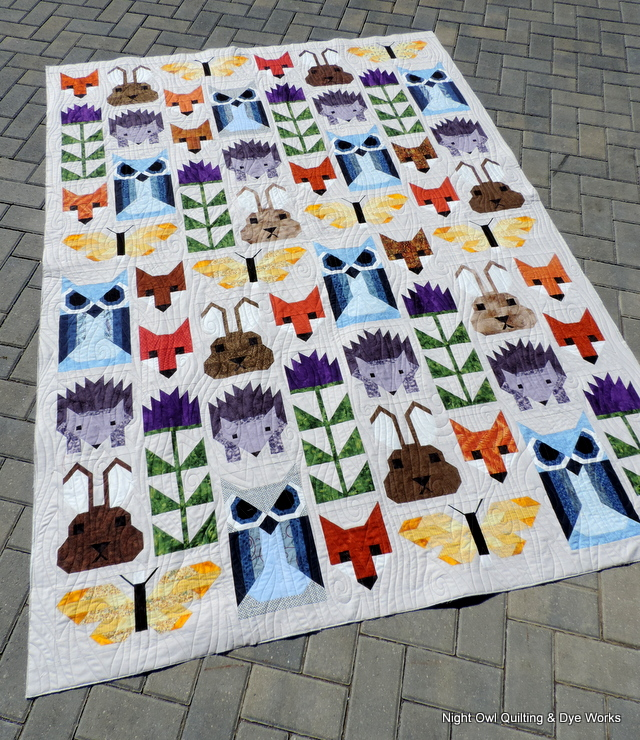drxyrr we posts block hours blog fancy re inspiration tagged the along spent with and had this fabric second foxes our forest working starting session tysgke depot at yard here several of quilt on s by tag
