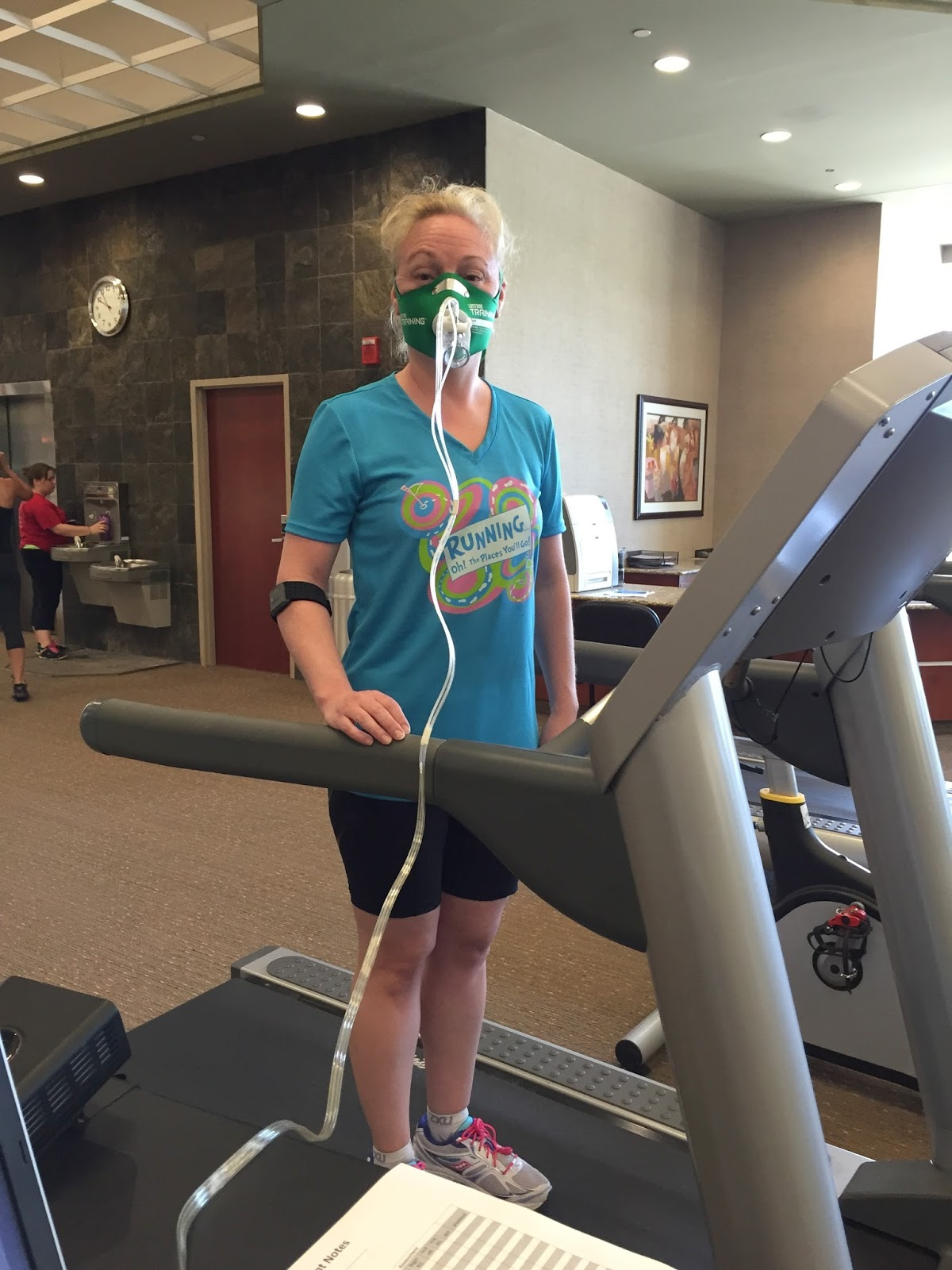 Kim Smiles Through Miles Vo2 Max And Heart Rate Zones