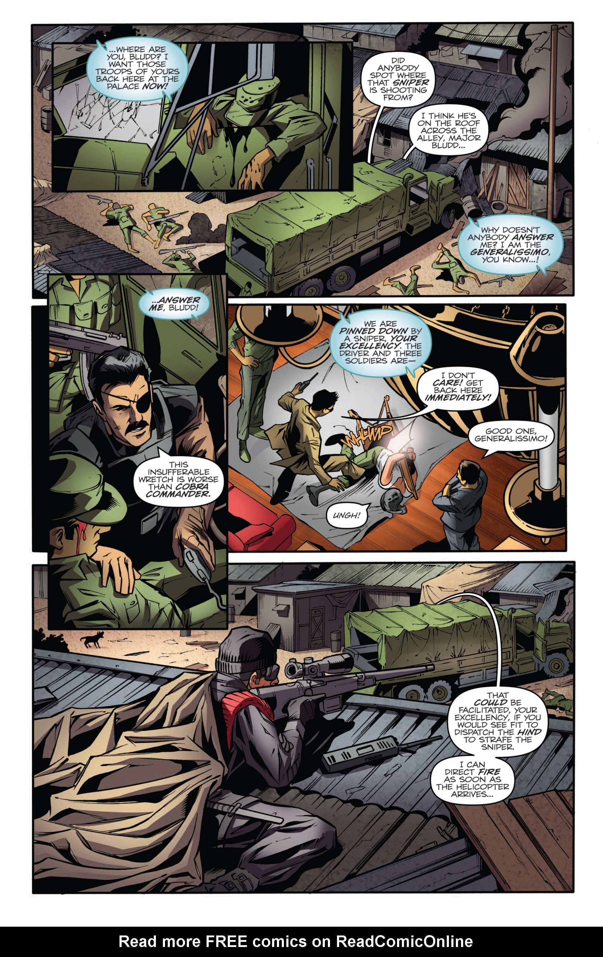 G.I. Joe: A Real American Hero 191 Page 15