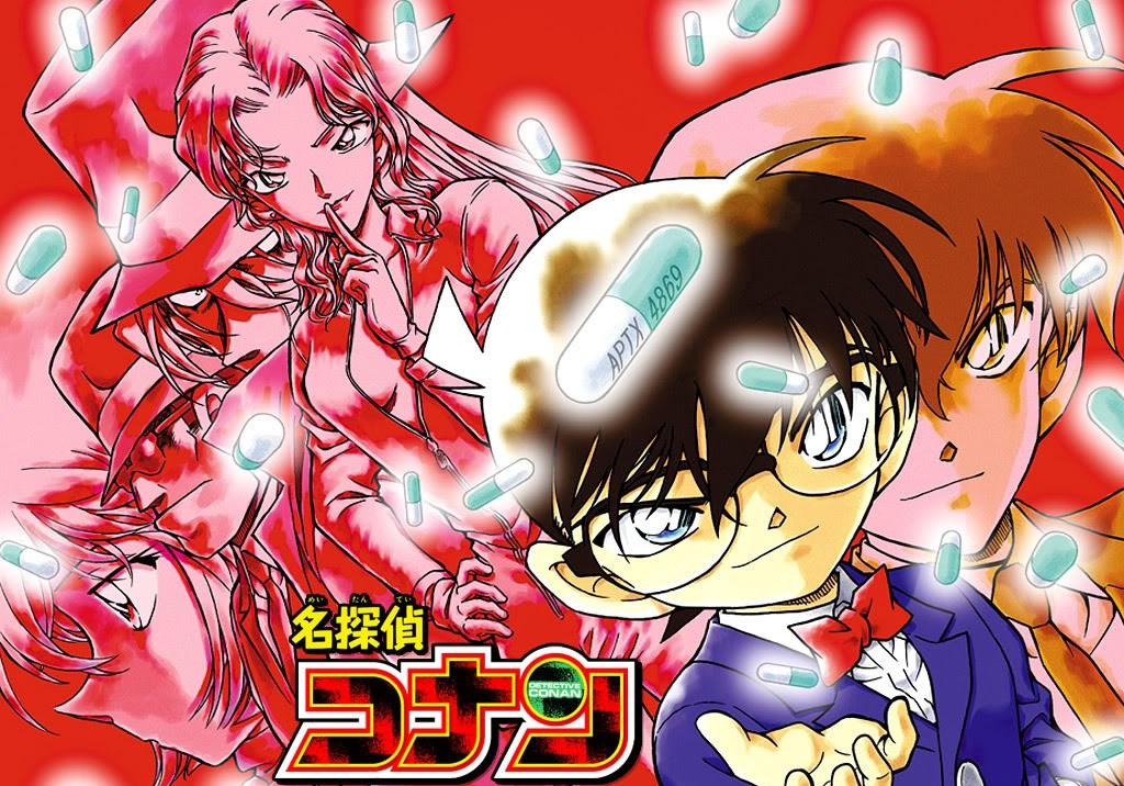 naruto hokage: Detective Conan Wallpapers HD Free Download