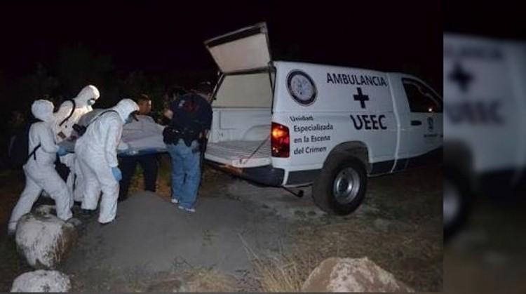 Ejecutan a tres en Apatzingán, Michoacán