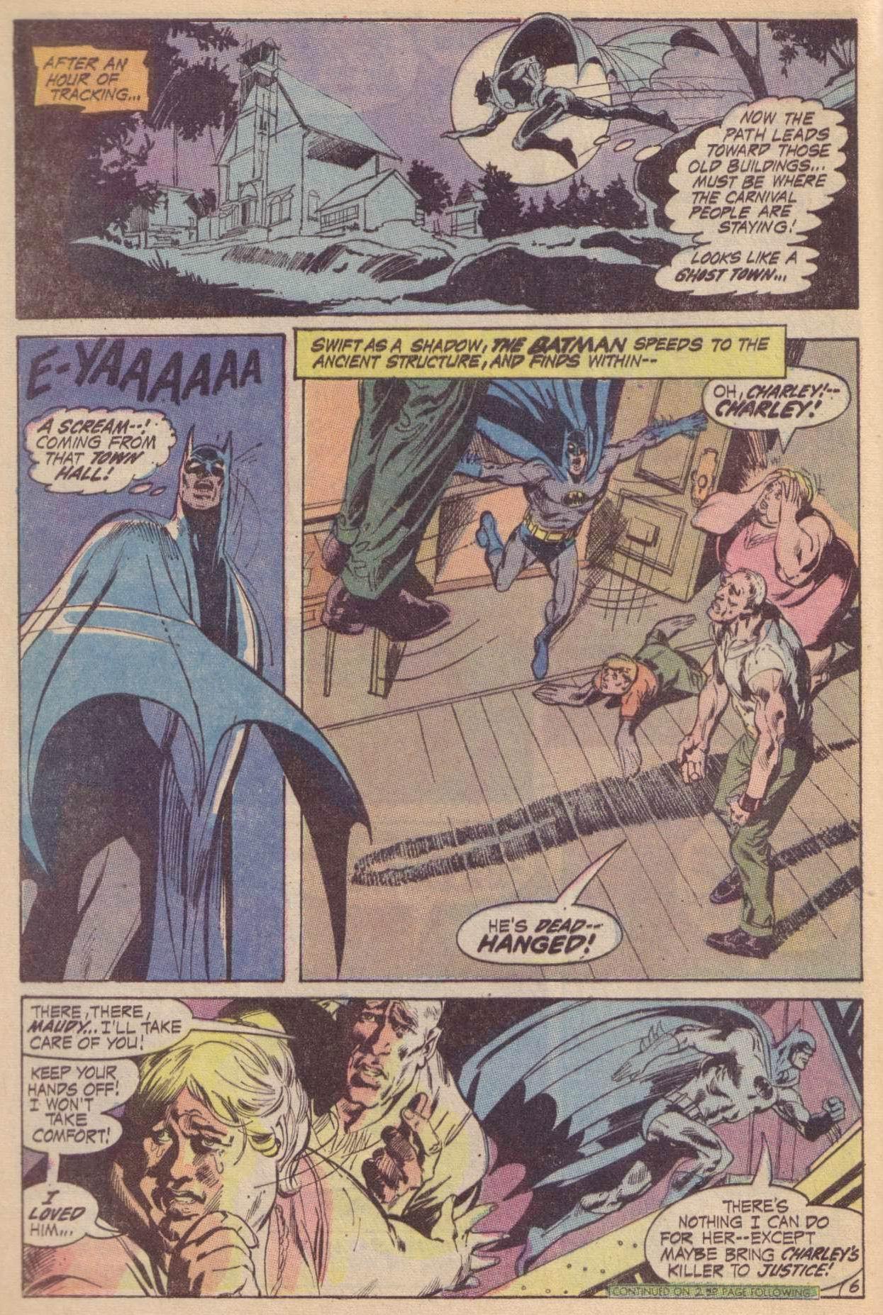 Detective Comics (1937) 410 Page 7