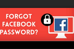 Forgot Password to Facebook