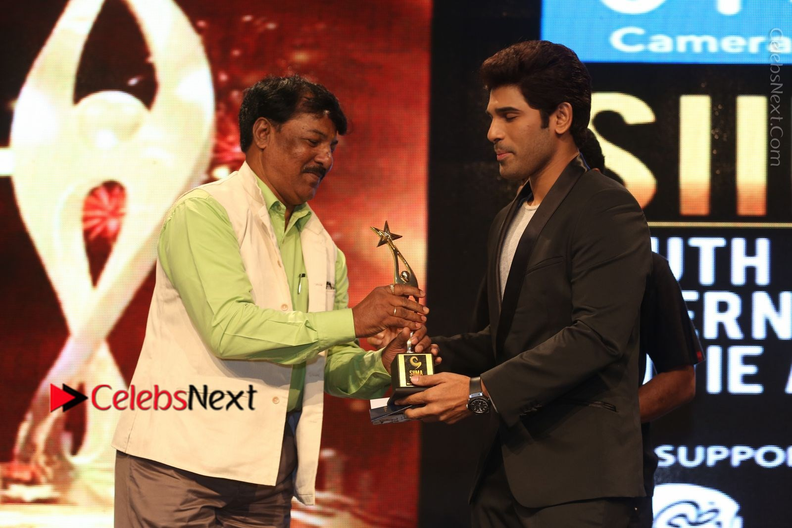 South Indian International Movie Awards (SIIMA) Short Film Awards 2017 Function Stills