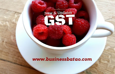 Latest Updates on GST Bill In India