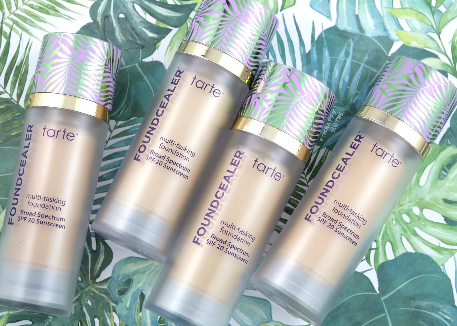 Tarte | Babassu Foundcealer Skincare Foundation: Review and Swatches