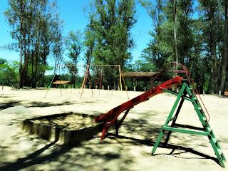 Pracinha (Playground) - Parque Saint Hilaire, Viamão
