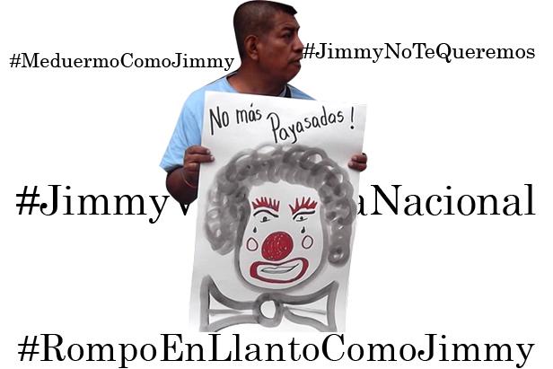 Jimmy Morales, hashtags dedicados a Jimmy Morales 2016, tendencias sobre Jimmy Morales 2016