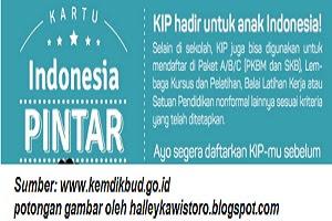 Puisi Kartu Indonesia Pintar: Untuk Apa Dan Buat Siapa