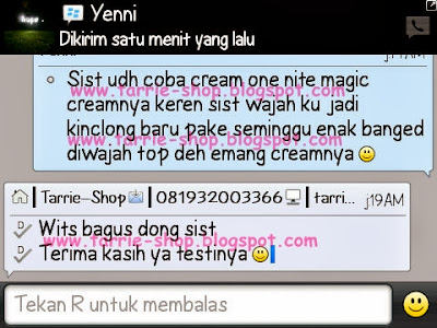 Testi Cream Korea Import 6 In 1 Exclusive