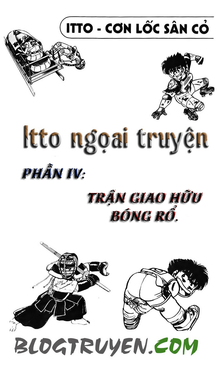 Itto Cơn lốc sân cỏ - Kattobi Itto chap 166