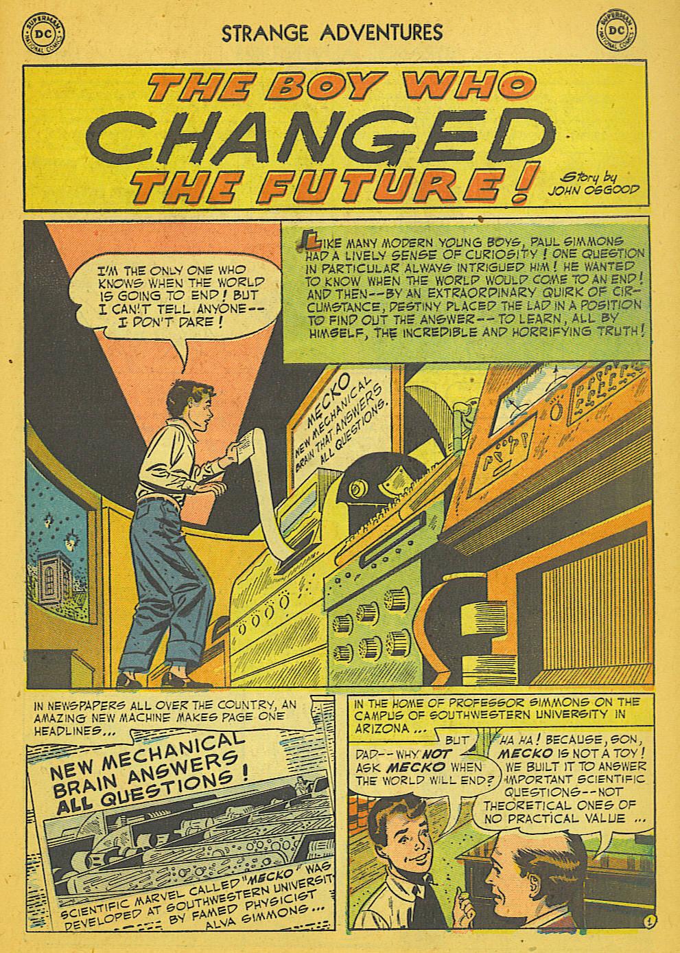 Strange Adventures (1950) issue 21 - Page 27