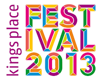 Kings Place Festival 2013 logo