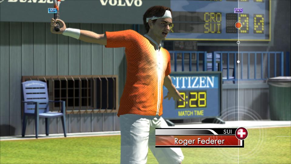 Virtua tennis pc