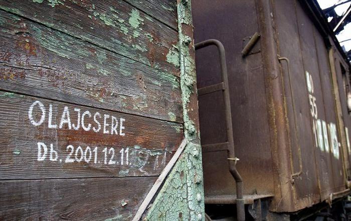 trenes de Auschwitz