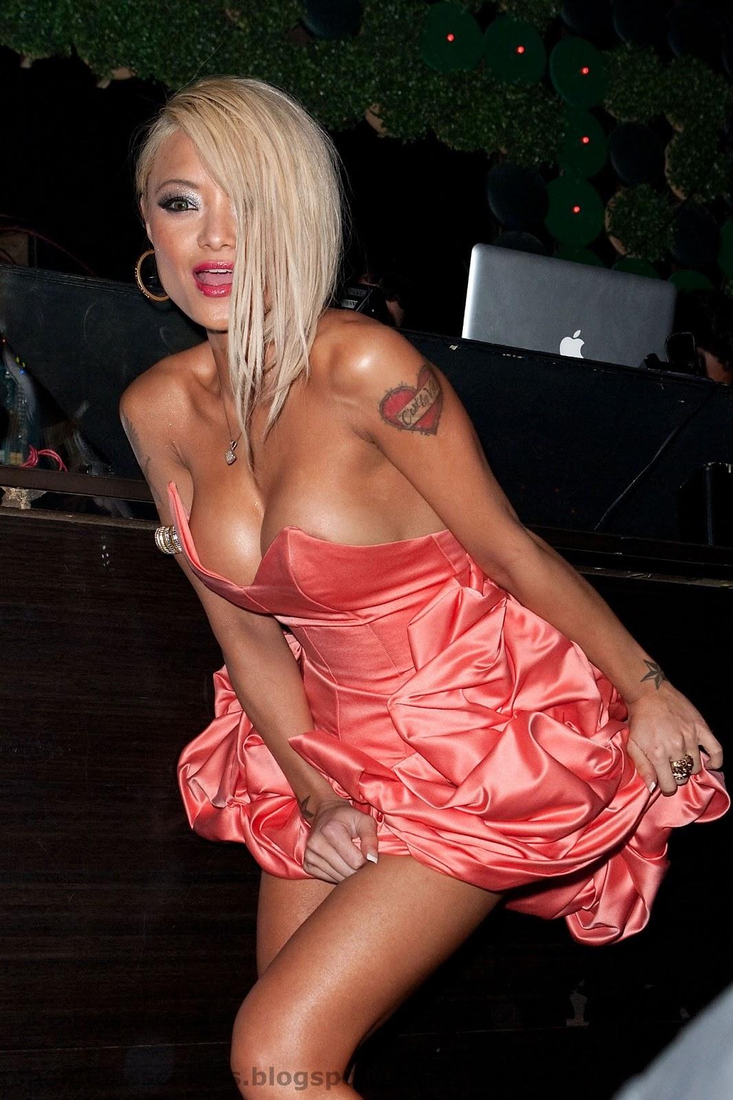 Tila tequila boobs