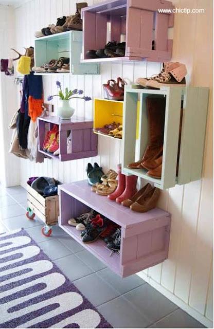 Mobiliario económico para interiores