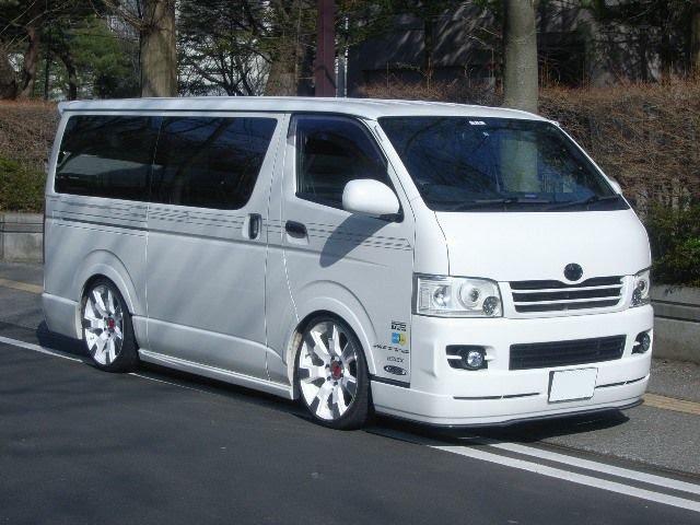 Auto Transport Blog Car News, Car Transports: Toyota Hiace