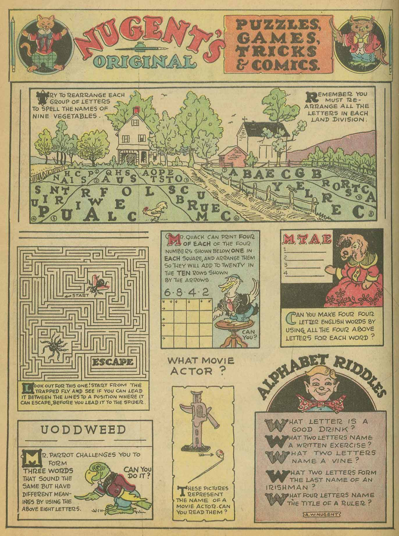 Read online All-American Comics (1939) comic -  Issue #8 - 40